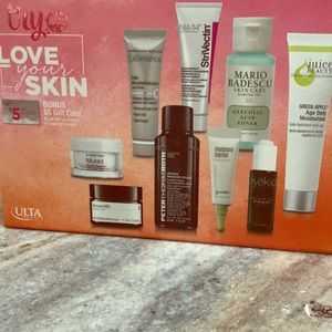 Try Me Anti Aging Love Your Skin Kit with BONUS